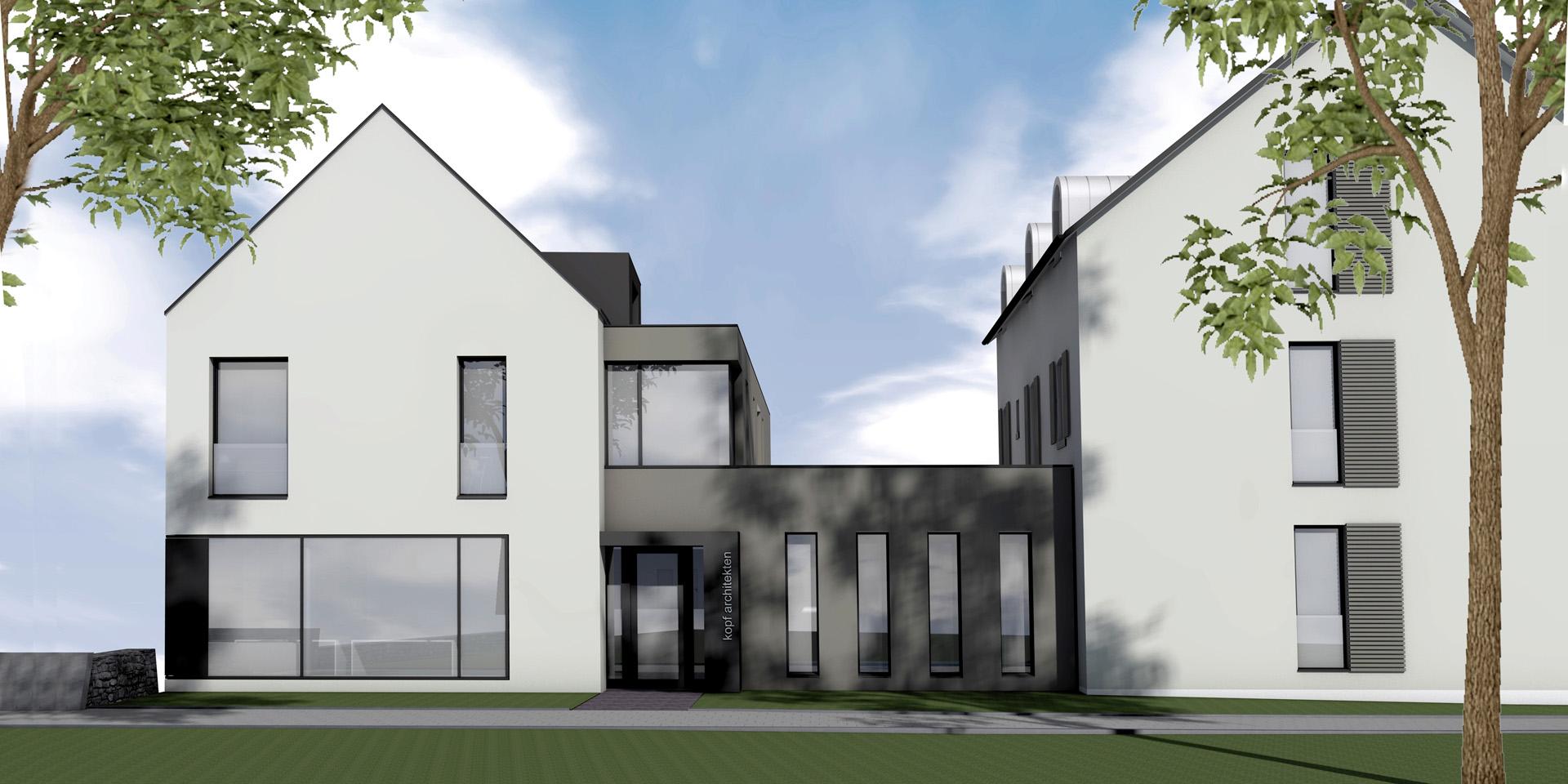 Kopf Architekten Steinach Offenburg